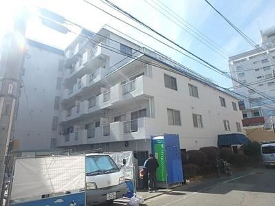 自由が丘第5マンション、7階建ての1階部分のご紹介です