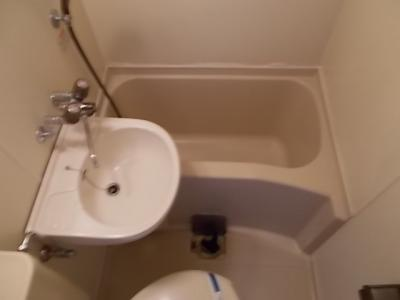 【浴室】カーサ栄生