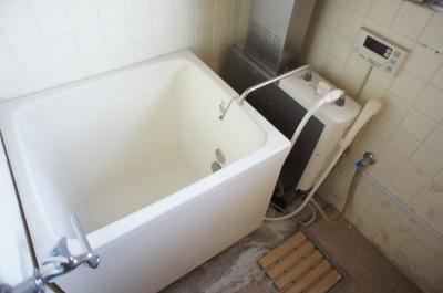 【浴室】マンション大日