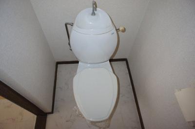 【トイレ】マンション大日