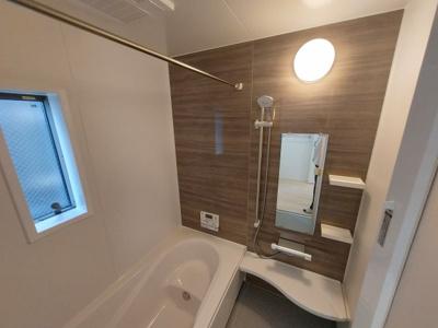 【浴室】名古屋市中川区江松1丁目 新築一戸建て 2号棟