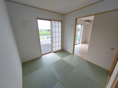 【和室】名古屋市中川区江松1丁目 新築一戸建て 2号棟