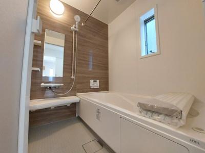 【浴室】名古屋市中川区江松1丁目 新築一戸建て 3号棟