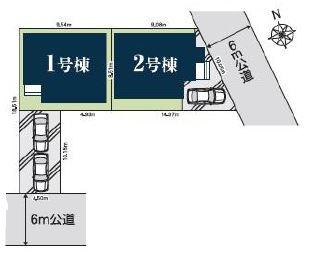 【区画図】さいたま市吉野町5期