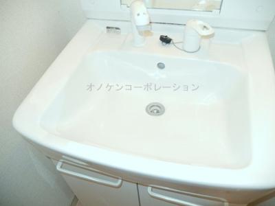 【独立洗面台】ルミエール