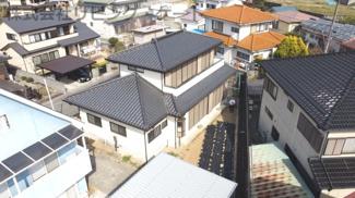 市川大門駅徒歩8分 中古住宅 土地面積255.95平米。内外装リフォーム済み