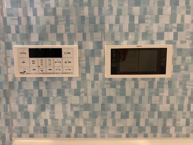 浴室テレビ付き