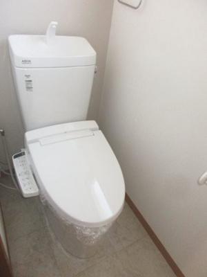 【トイレ】神戸市垂水区塩屋町 中古テラスハウス