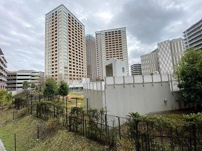 【展望】パークシティ柏の葉キャンパス二番街ガーデンコートF棟