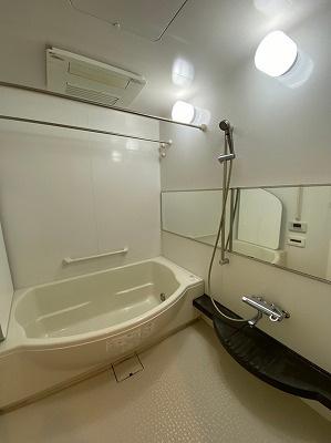 【浴室】パークシティ柏の葉キャンパス二番街ガーデンコートF棟