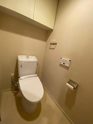 【トイレ】パークシティ柏の葉キャンパス二番街ガーデンコートF棟