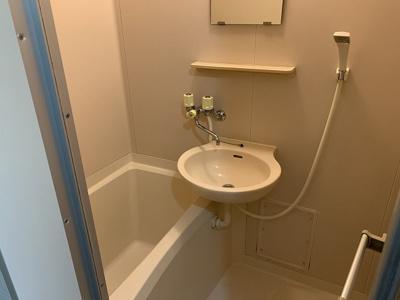 【浴室】メゾンコンフォール