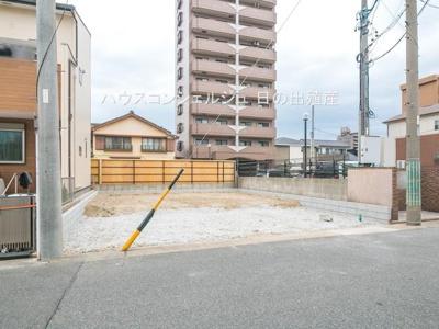 【外観】名古屋市港区十一屋3丁目231【仲介手数料無料】新築一戸建て