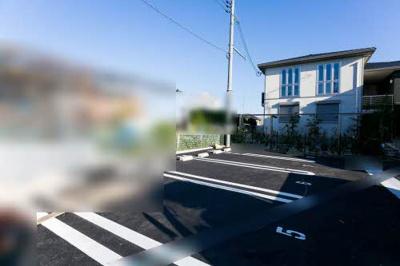 【駐車場】シャーメゾン彩花