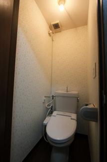 【トイレ】エイカーズ旭ヶ丘