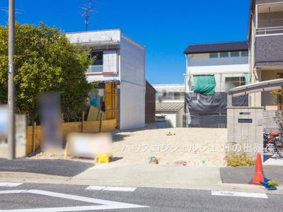 【外観】名古屋市天白区大根町83-1【仲介手数料無料】新築一戸建て