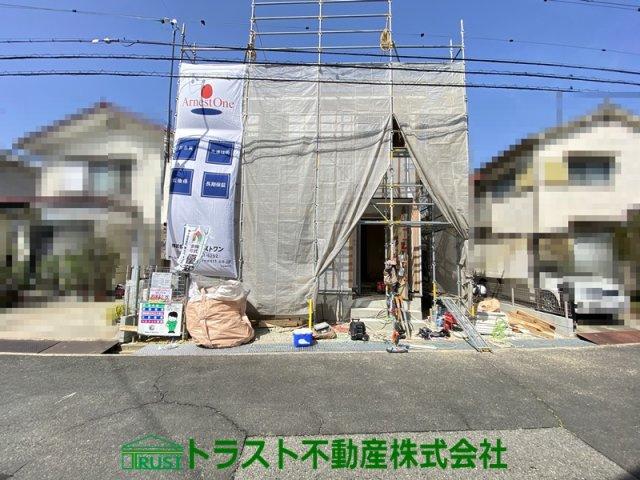 【外観】神戸市西区玉津新方3期 新築戸建