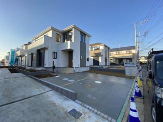 新京成線「滝不動」駅徒歩14分の全22棟の新築一戸建てです。