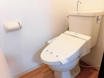 【トイレ】コンドミニアム平井