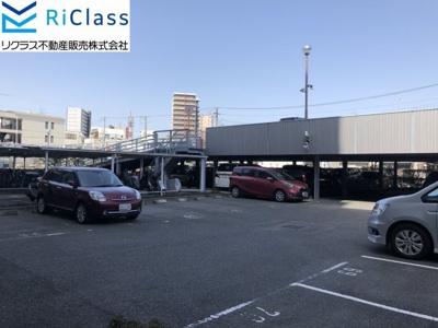 【駐車場】ハーティス神戸ハーバーウエスト
