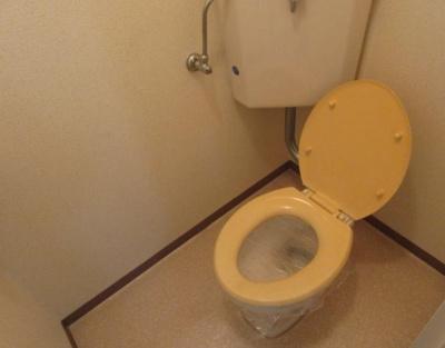【トイレ】第77杉フラット