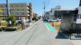 【前面道路含む現地写真】◆1区画限定◆中野北4丁目♪