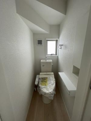 【トイレ】三木市別所町近藤 第1 2号棟