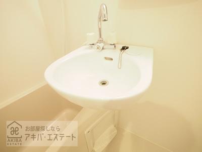 【洗面所】リブリ・モコプル