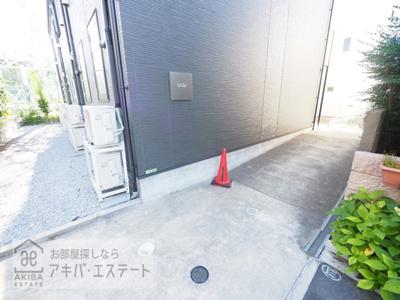 【エントランス】リブリ・モコプル