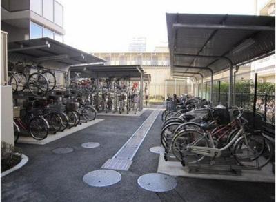 駐輪場の空き状況に関しましては、お問い合わせください。