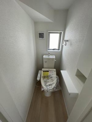 【トイレ】三木市別所町近藤 第1 4号棟