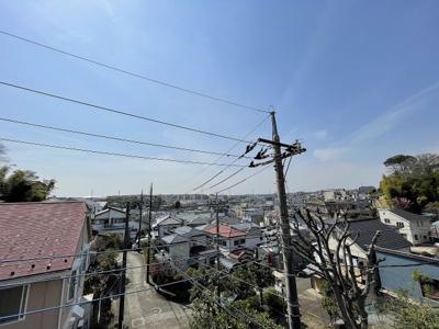【展望】東急田園都市線「鷺沼」駅 中古戸建