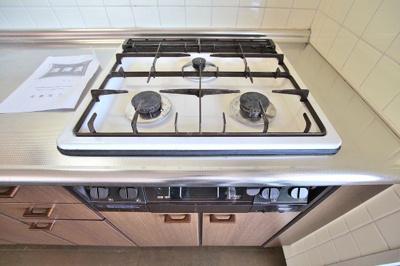 【キッチン】ヒルサイドテラス垂水
