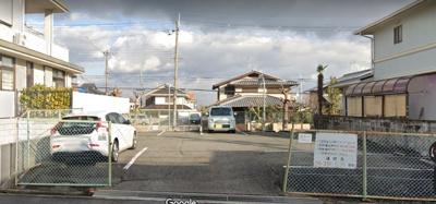 【外観】畑中駐車場