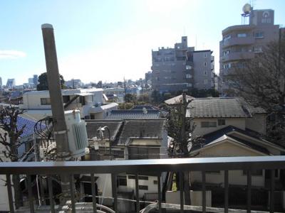 【展望】丸山コーポ