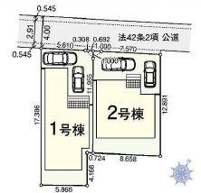 【区画図】見沼区風渡野第2
