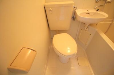 【トイレ】ハイツユキB棟