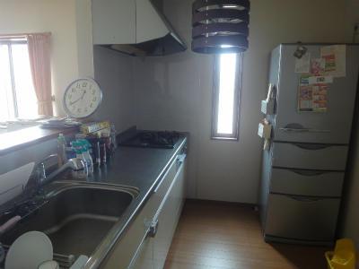 【キッチン】遠賀郡水巻町頃末南3丁目