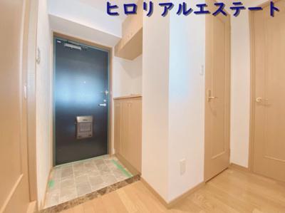 【玄関】ライオンズマンション明石海浜公園
