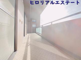 【バルコニー】ライオンズマンション明石海浜公園