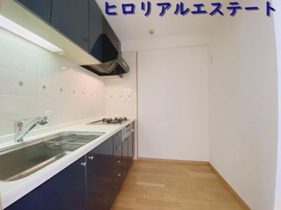 【キッチン】ライオンズマンション明石海浜公園