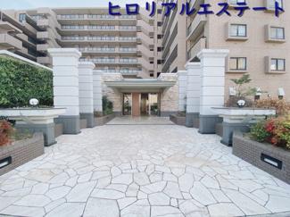 【エントランス】ライオンズマンション明石海浜公園