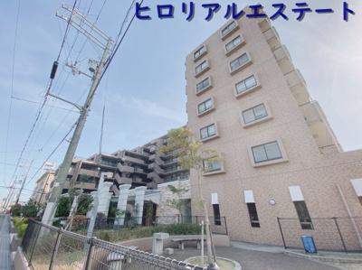 【外観】ライオンズマンション明石海浜公園