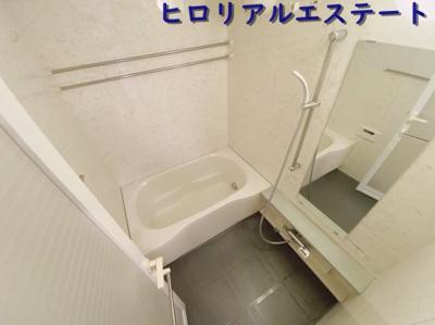 【浴室】ライオンズマンション明石海浜公園