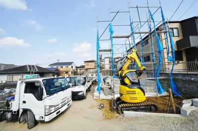 【外観】保土ヶ谷区鎌谷町 全3棟新築戸建て