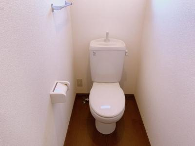 シンプルで使いやすいトイレです 【COCO SMILE ココスマイル】