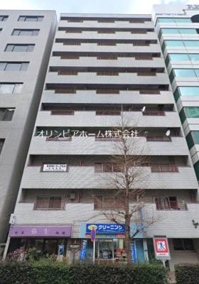 【外観】日興パレス日本橋 8階 リ ノベーション済 角 部屋