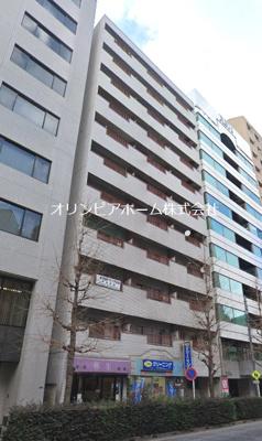 【外観】日興パレス日本橋 7階 リ ノベーション済 角 部屋