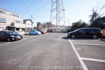 【駐車場】プチベールメゾン