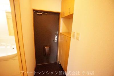 【玄関】プチベールメゾン